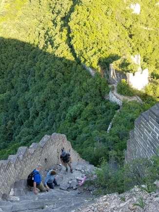 Jiankou Wild Great wall