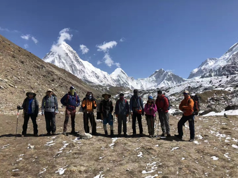 Summit Experience Success on Mount Everest